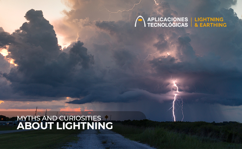 Myths and curiosities about lightning