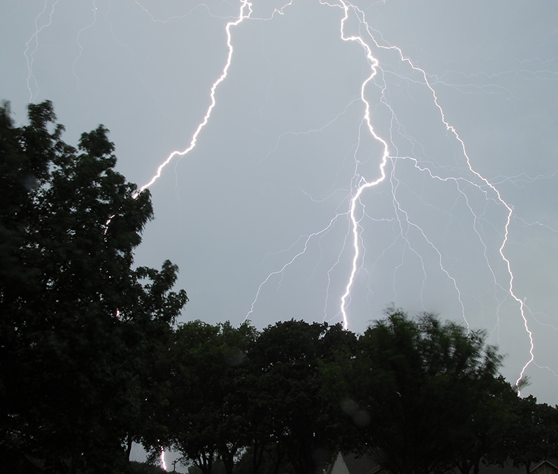 What to do during a storm? - Tips for personal protection