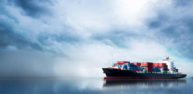 contaminación tráfico marítico y frecuencia de rayos