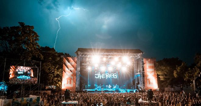 lightning risk