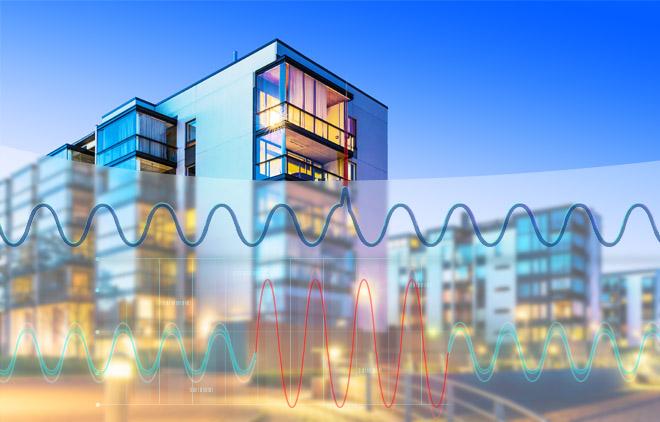 overvoltages smart homes