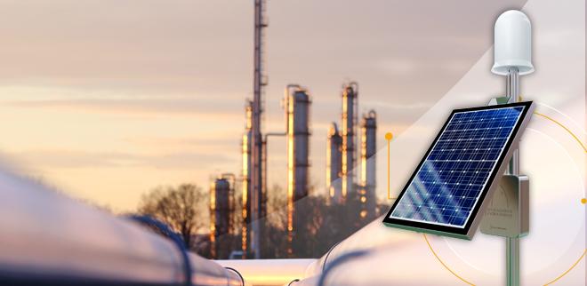 protección preventiva en el sector Oil & Gas