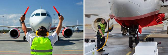 situaciones de riesgo de impacto de rayo en pista de aeropuerto