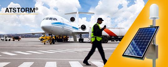 Sistema de detección de tormentas para la prevención de riesgos en aeropuertos