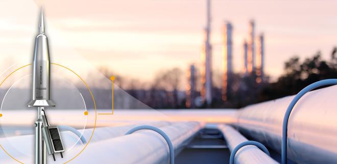 Soluções de proteção e prevenção contra o raio na indústria petroquímica