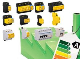 Protecção contra o raio e eficiência energética