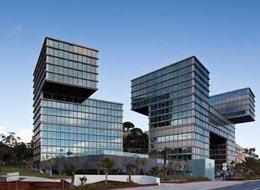 Protecção contra os raios em complexos residenciais: Pára-raios Dat Controler® Plus no Estoril