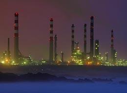 Protecção contra descargas atmosféricas em refinarias: Central de Cogeração da refinaria Galp de Matosinhos em Portugal