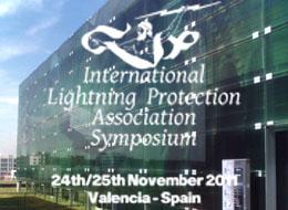 Simpósio da Associação Internacional para a Protecção contra o Raio (ILPA) em Valência
