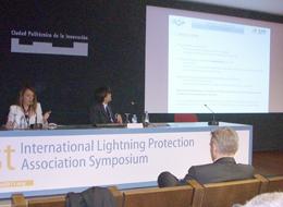 Aplicaciones Tecnológicas en el I Simposio de la Asociación Internacional de Protección contra el Rayo