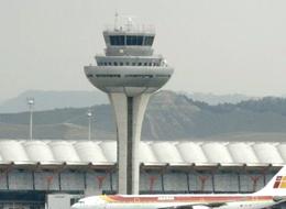 El aeropuerto de Madrid-Barajas cuenta con pararrayos con dispositivo de cebado DAT CONTROLER® PLUS