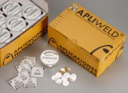 Cargas recomendadas para soldaduras aluminotérmicas Apliweld®