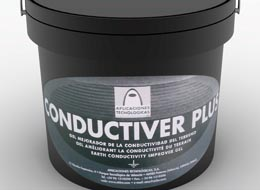 Conductiver Plus®: conductivity ground enhancing gel for earthing systems