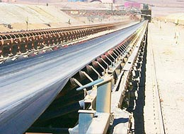 Protecção contra o raio para instalações mineiras