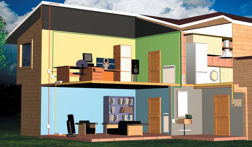 Protecção contra sobretensões para equipamentos de uso doméstico e locais comerciais