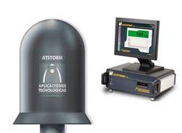 O detector de trovoadas ATSTORMv2 vigiará a maior central de produção de energía da Colombia