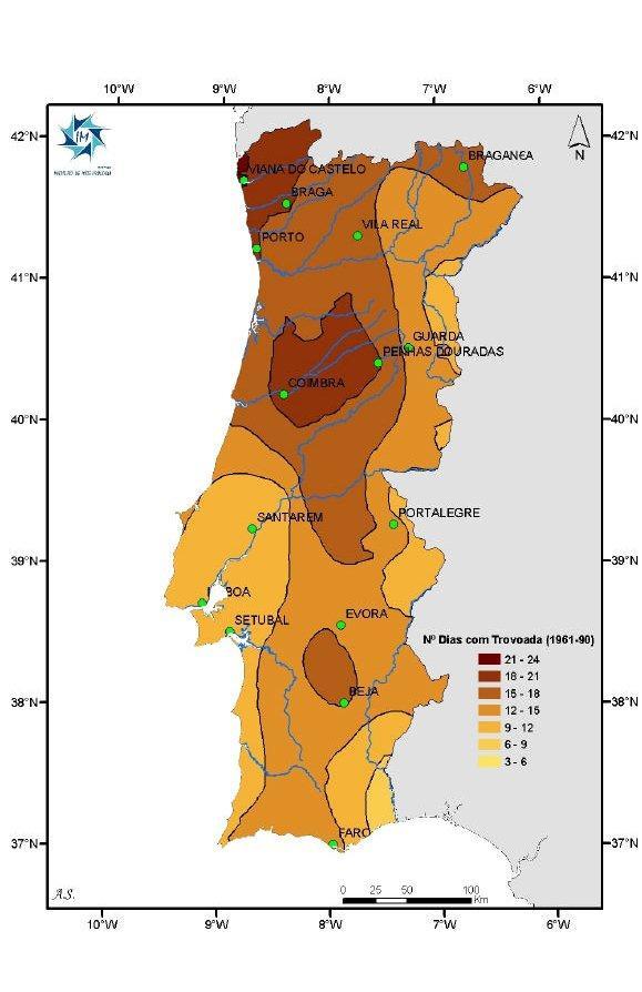 Se ha publicado la edición actualizada de la normativa portuguesa de pararrayos con dispositivo de cebado