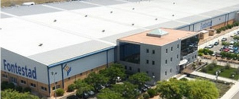 DAT CONTROLER PLUS lightning air terminals protect the largest citrus warehouse in Europe