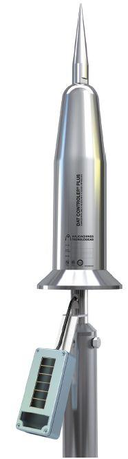 Finaliza la vigencia de la primera edición de la norma de pararrayos con dispositivo de cebado (UNE 21186:1996)