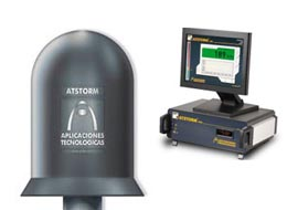 The National Uruguay Fuel Company trusts its facilities to the thunderstorm warning system ATSTORM V.02