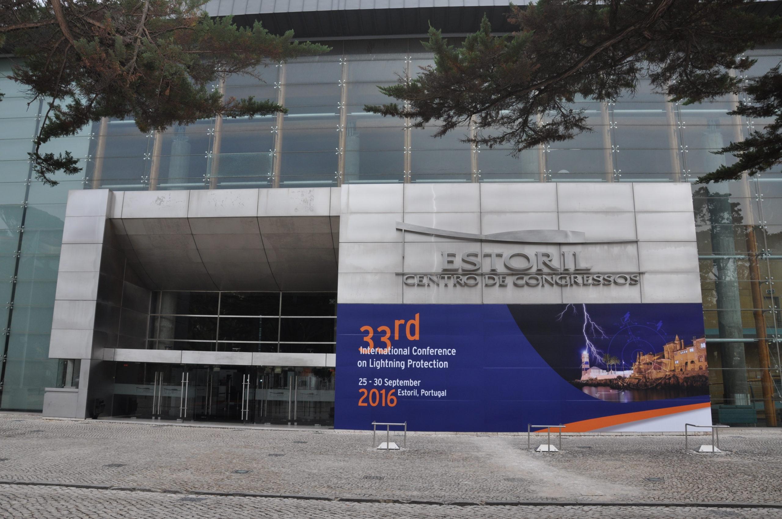 Aplicaciones Tecnológicas participou na 33rd International Conference on Lightning Protection