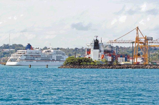 El Puerto de Limón en Costa Rica se amplía utilizando la innovadora Soldadura Exotérmica Apliweld®-T
