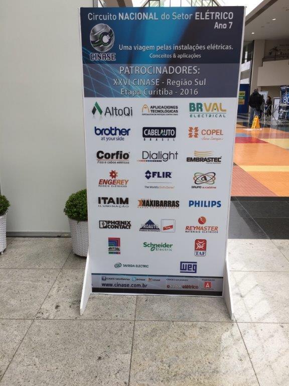 Aplicaciones Tecnológicas patrocina el Congreso Nacional del Sector Eléctrico de Brasil