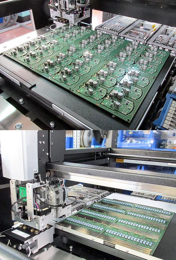 Ampliamos nuestra línea de producción de equipos electrónicos de protección contra el rayo