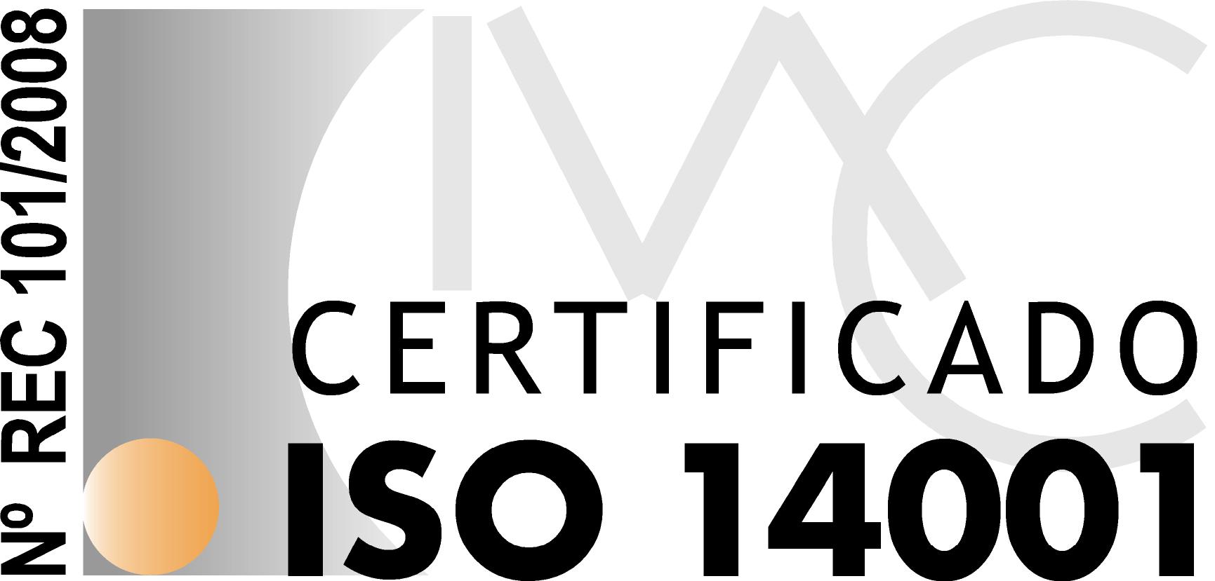 Mais um ano em que renovamos o certificado de gestão meio ambiental ISO 14001