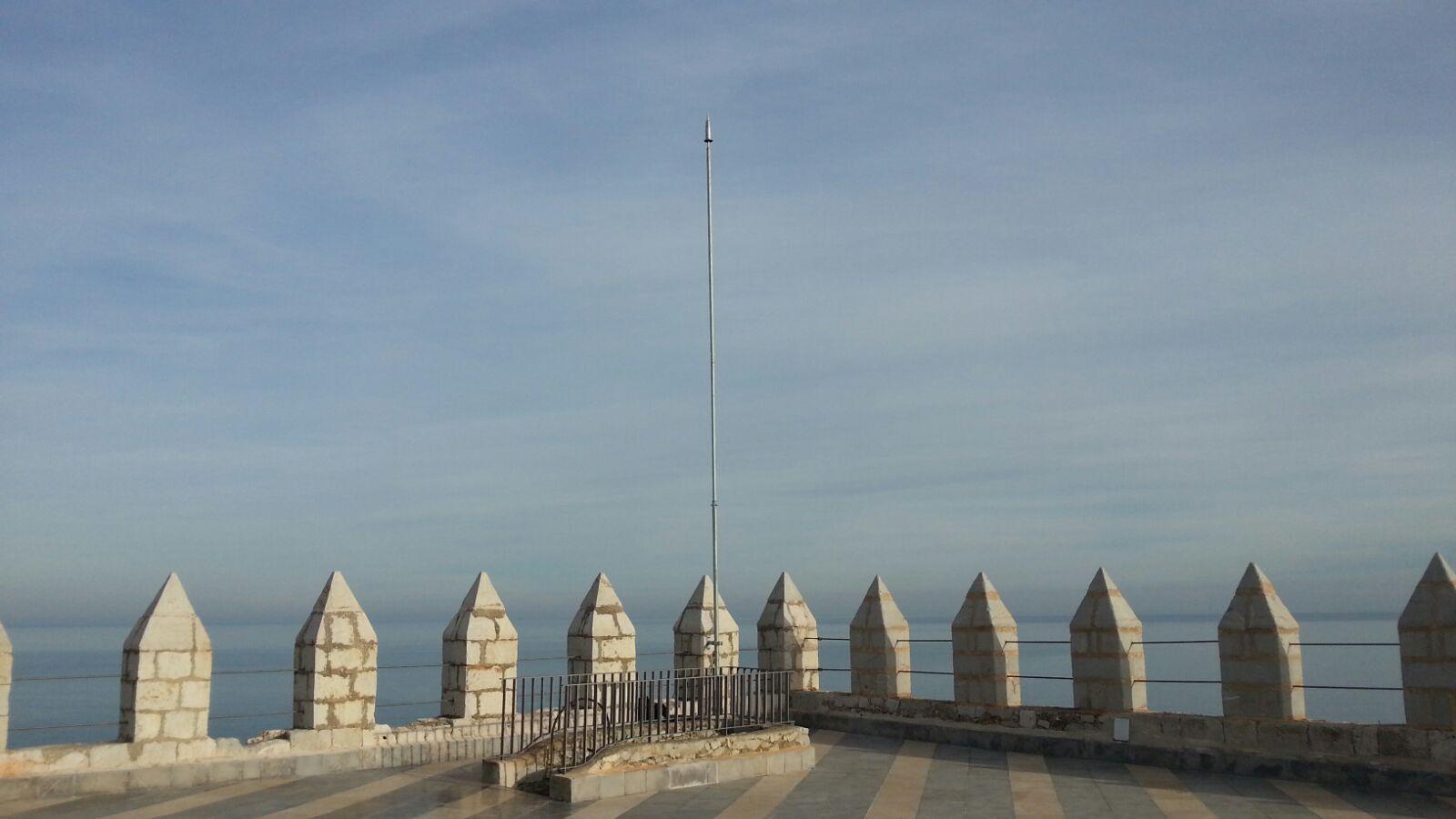 Aplicaciones Tecnológicas, S.A. protège le château de Peniscola de la foudre