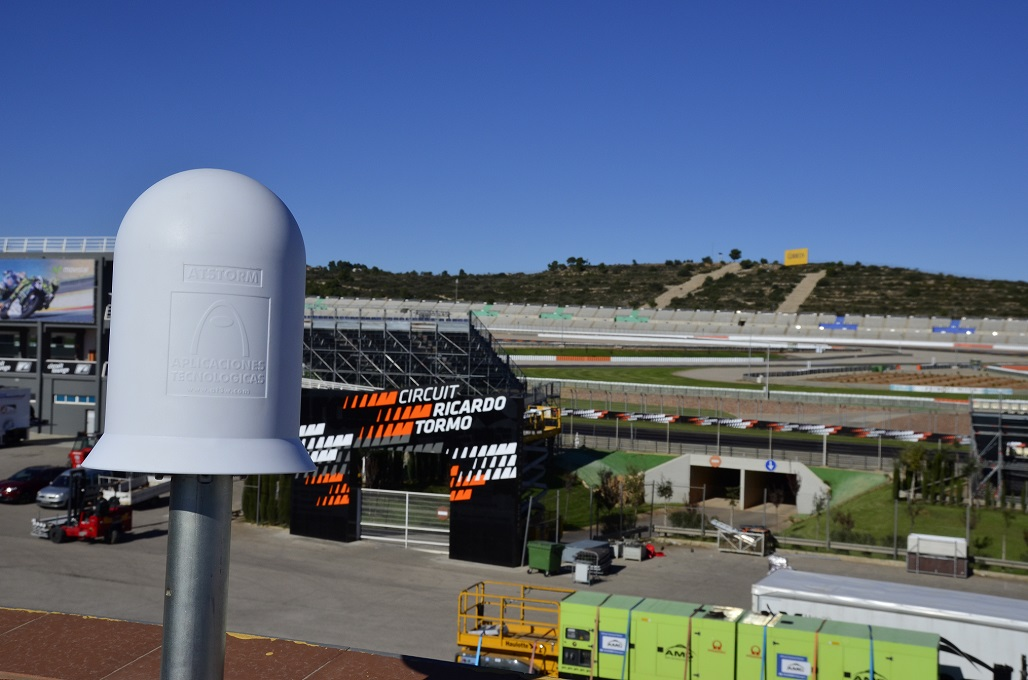 The last Grand Prix of the MotoGP Championship counted on the preventive protection of ATSTORM®