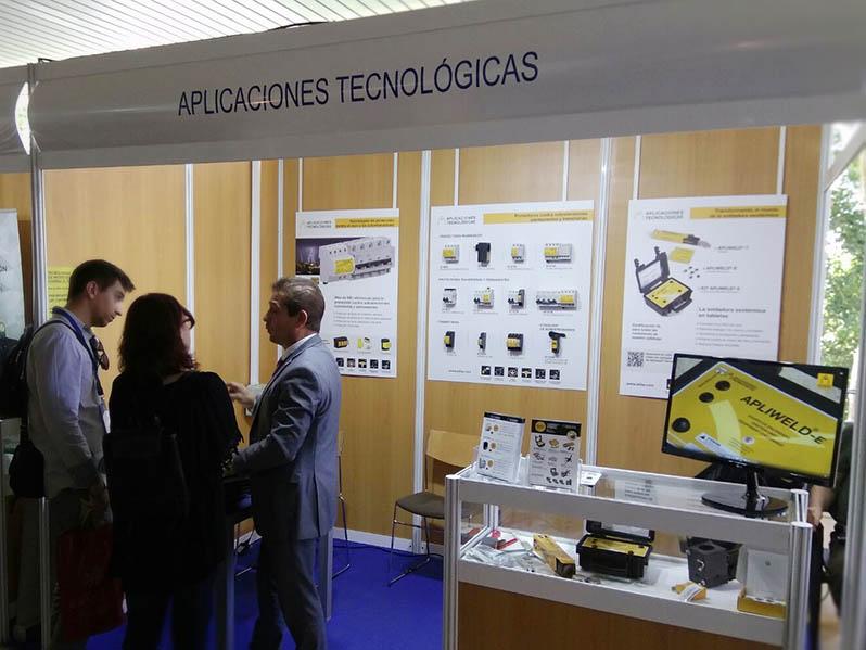 Aplicaciones Tecnológicas patrocina el I Congreso de ADMECO en Córdoba