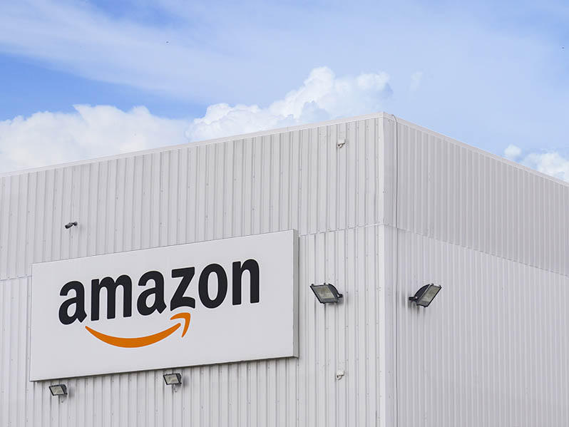Amazon's new logistics centre will be protected from overvoltages with Aplicaciones Tecnológicas' devices