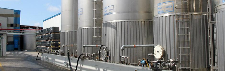 Aplicaciones Tecnologicas protege fábrica de Resíduos Químicos em Sintra