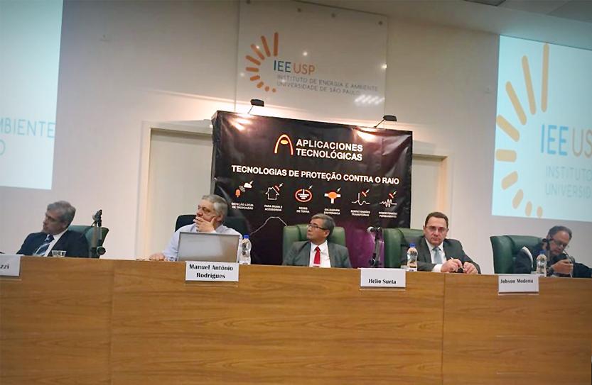 Aplicaciones Tecnológicas y la Universidad de São Paulo juntas en la protección contra el rayo
