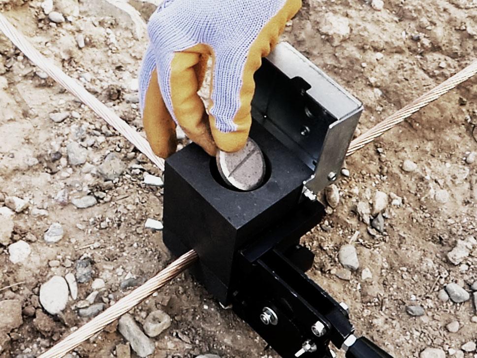 ¿Por qué APLIWELD® SECURE+ es el sistema de soldadura exotérmica más eficiente del mercado?