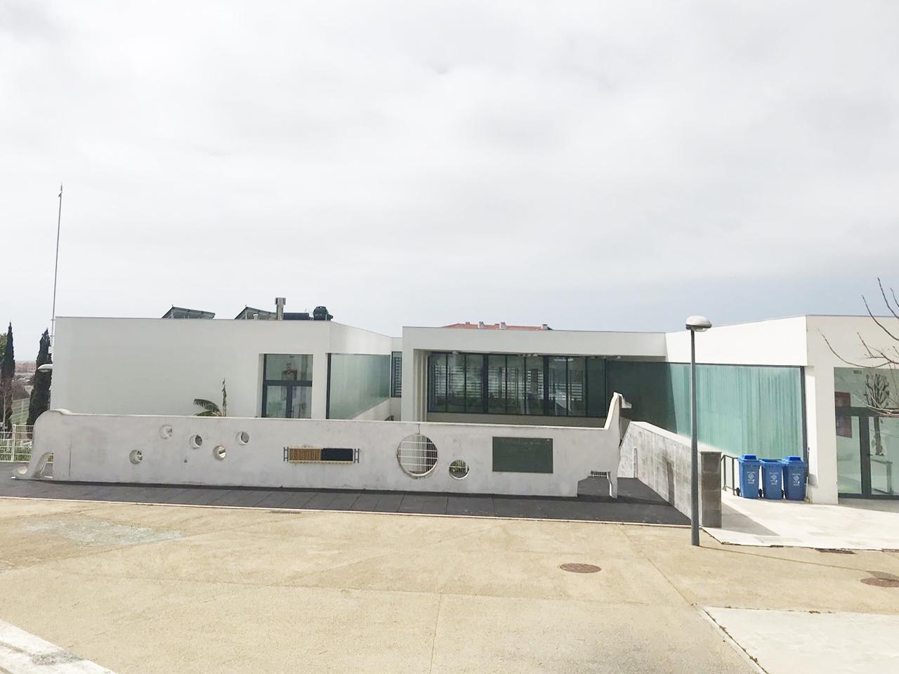 Écoles de la municipalité de Cascais protégées par le paratonnerre DAT CONTROLER® REMOTE