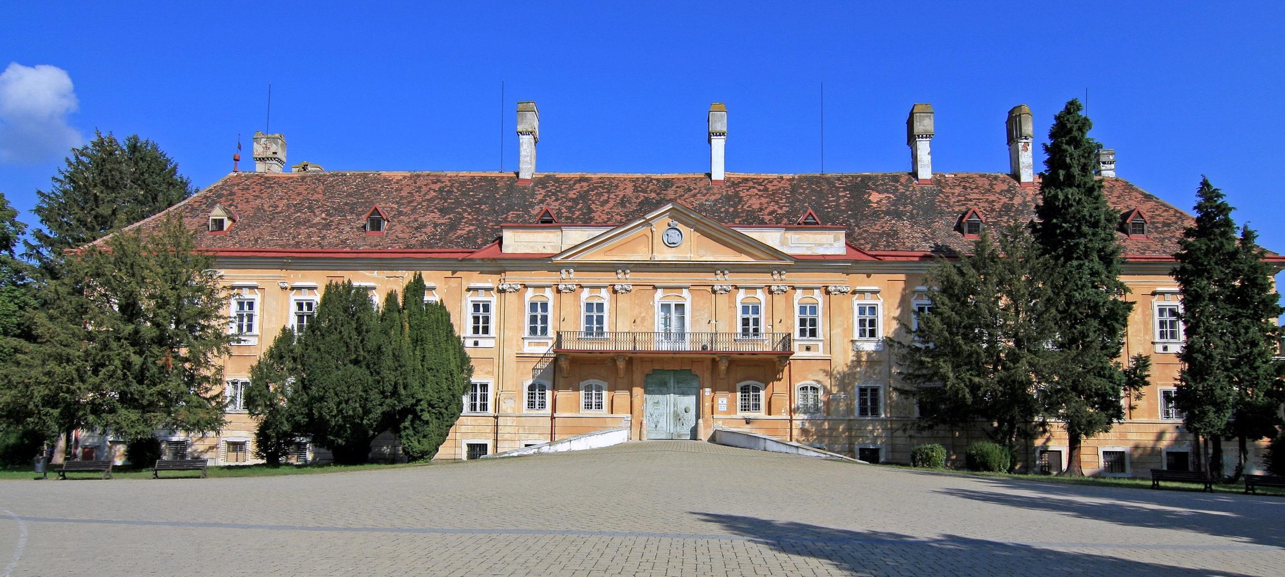 Para-raios DAT CONTROLER® REMOTE protegem o castelo Malacky na Eslováquia