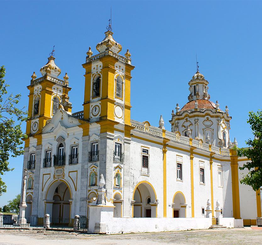DAT CONTROLER® REMOTE protege o Santuário da Nossa Senhora de Aires