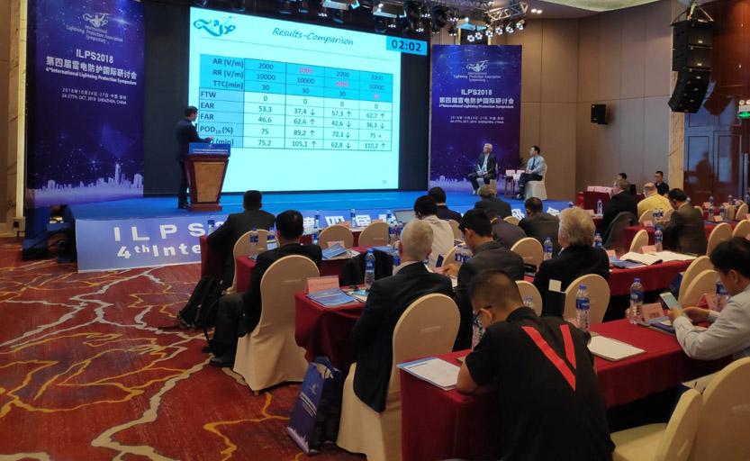 Aplicaciones Tecnológicas présente ses dernières publications scientifiques à l'ILPS 2018 à Shenzhen (Chine)