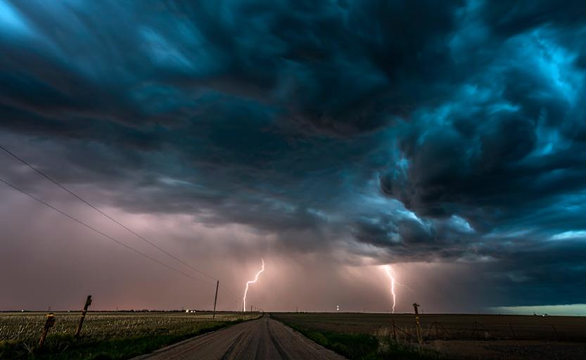 Raios: dados interessantes e curiosidades sobre tempestades elétricas