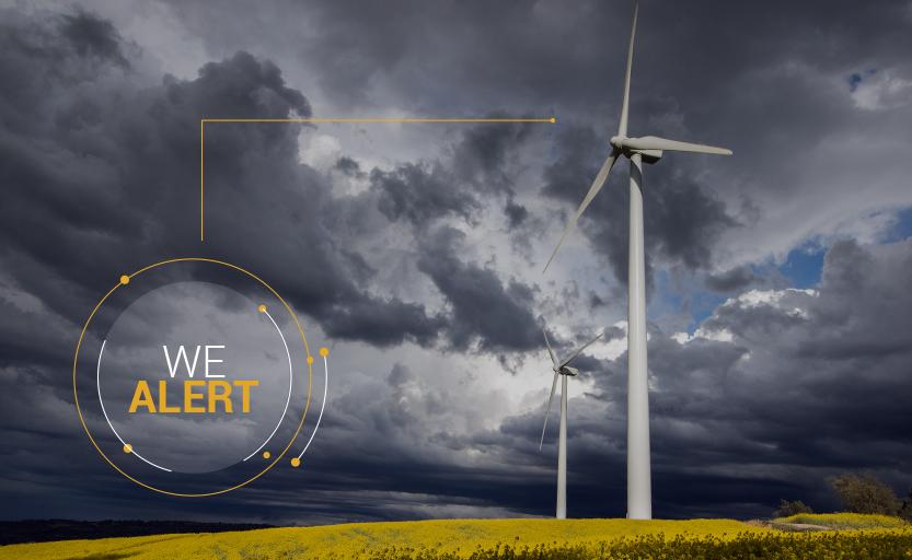 Prévention des risques professionnels dans le secteur éolien