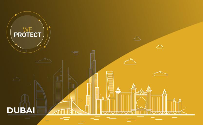 Aplicaciones Tecnológicas protege con pararrayos Dat Controler Plus importantes proyectos constructivos en Emiratos Árabes Unidos.