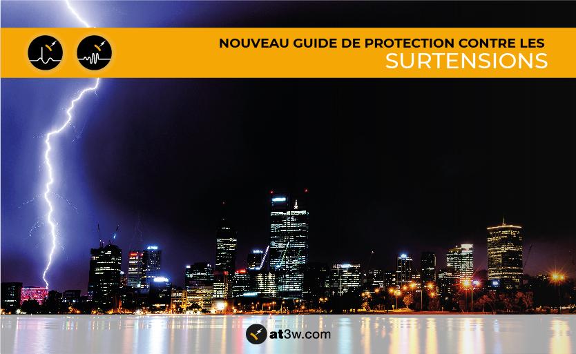 Nouveau guide de protection contre les surtensions