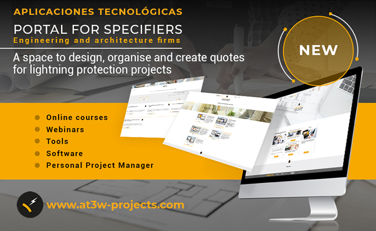 Portal for Specifiers