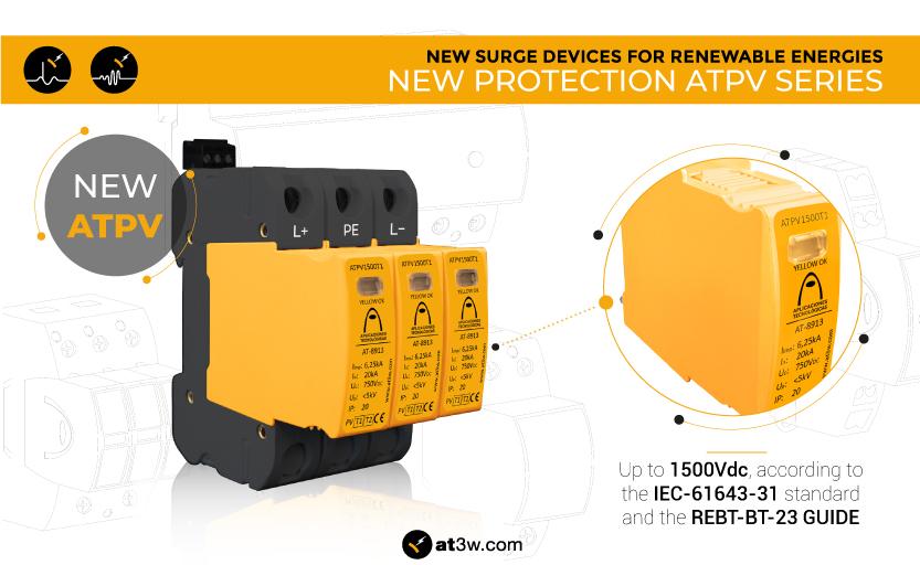 surge protection ATPV