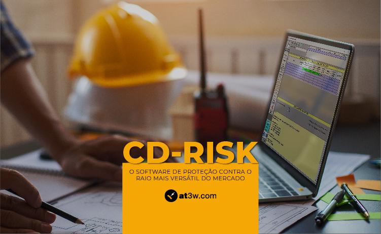 CD-RISK softwareproteção contra o raio