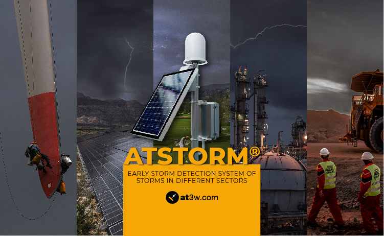 ATSTORM early storm detection system