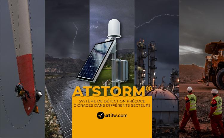 Atstorm système de détection précoce d'orages