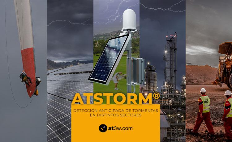 Qué es y qué beneficios aporta un sistema de detección anticipada de tormentas en distintos sectores de actividad